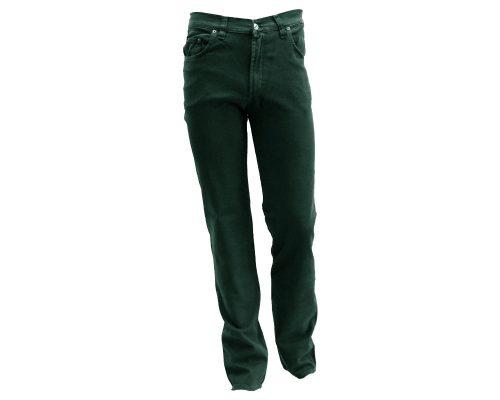 634 Match Jeans Twill zöld